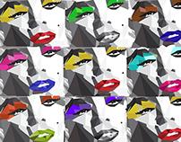 Marilyn Monroe based Tissue Box