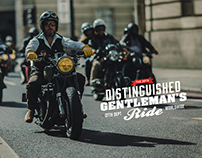Distinguished Gentlemans Ride 2015