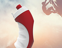 Victorinox Bottle (Rock Climbing)