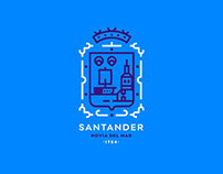 Santander Redesign Concept