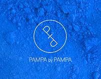 PAMPA by PAMPA - diseño de marca