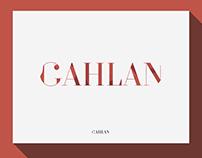 Gahlan Jewelry logo