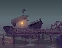 Silent Docks