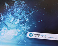 Water Saver Solutions Branding