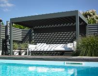 Outdoor - Terrace Covering - Algarve Renson