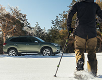 Subaru Forester MY20 Lifestyle Campaign