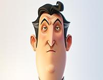 3D - Character