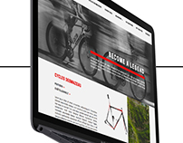 Cycle Desmazeau Website