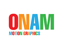 ONAM | MOTION GRAPHICS | 2018