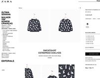 Zara Baby Girl - Sample Design