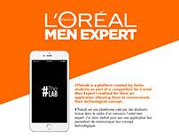 #TheLab L'oréal Men Expert Project