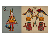 Characters of Russian fairy tales