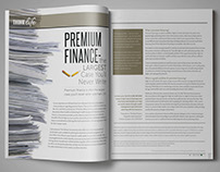 AE Insider - Magazine Spread Layout