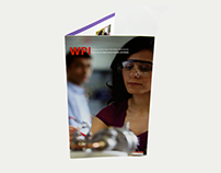 WPI Office of Multicultural Affairs Brochure