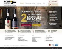 Porto Vintage - Website