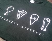 The Taste in Ferguson Graphic Tees