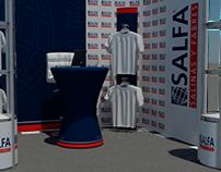 Salfa / Stand 3x3
