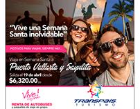 Campaña Semana Santa 2017 TRASNPAIS