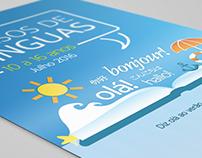 | Concurso ilustração - Cursos de verão
