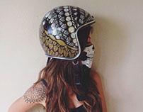 Capacete Customizado • Urban Helmets