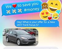 Emoji-based Creative Campaign