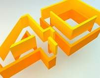 4D Typography Design