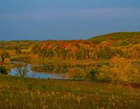 Maplewood State Park, Minnesota