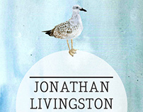 Jonathan Livingston Seagull - Illustration Project