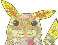 Pikachu's Cross Section