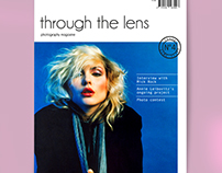 through the lens magazine