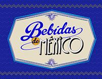 BEBIDAS DE MÉXICO
