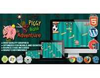 Construct Game: PiggyBank Adventure