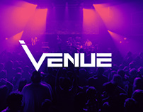 Venue Nightclub / Branding