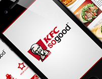 KFC - mobile application