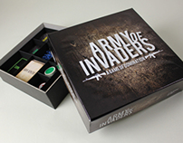 Army Of Invaders Board Game