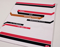 Paper Printing Booklet