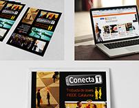 Conecta-T Branding