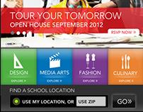 The Art Institutes - Mobile website