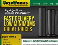 Gripworks Store Website