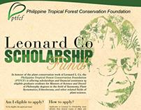 PTFCF Scholarship