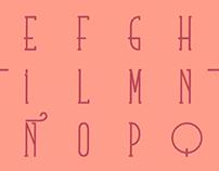Klimt Font