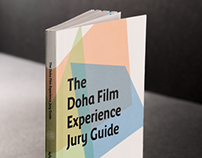 Doha Film Experience Jury Guide