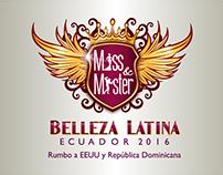 Miss y Mister Belleza Latina Ecuador 2016
