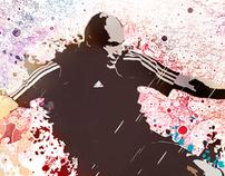 Zinedine Zidane İllustration