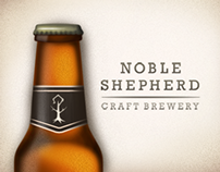 Noble Shepherd Label