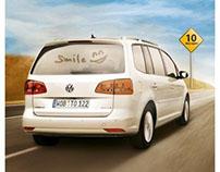 Volkswagen Print Ad