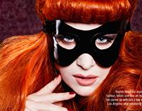 Sophie Nova for Auxiliary Magazine
