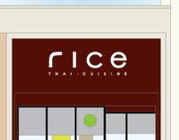 .Rice - Thai Cuisine.