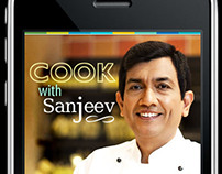 Sanjeev Kapoor Recipes - iPhone App (Demo)