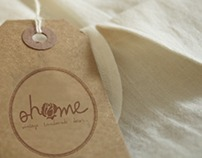 Ohome Store Identity